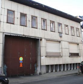 Te koop polyvalent gebouw in vliegenstraat noordlink for Magazijn te koop antwerpen